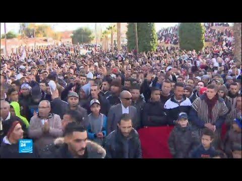 ماذا يريد المتظاهرون في جرادة المغربية؟  - نشر قبل 53 دقيقة