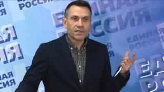 Смотреть видео Предварительное голосование: дебаты. Санкт-Петербург. 30.04.16 (11:30) онлайн
