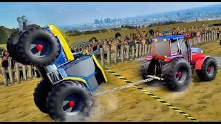 Pull Match: Tractor Games Android Gameplay FHD