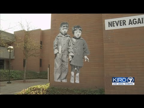 VIDEO: Bellevue College students speak out after administrator alters mural