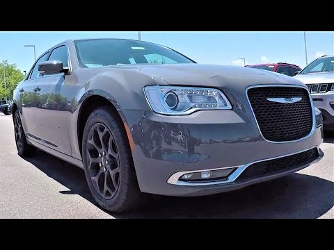 2019 Chrysler 300 AWD: This or the Dodge Charger?