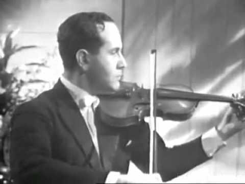 Igor Oistrakh plays Paganini La Campanella (1964)
