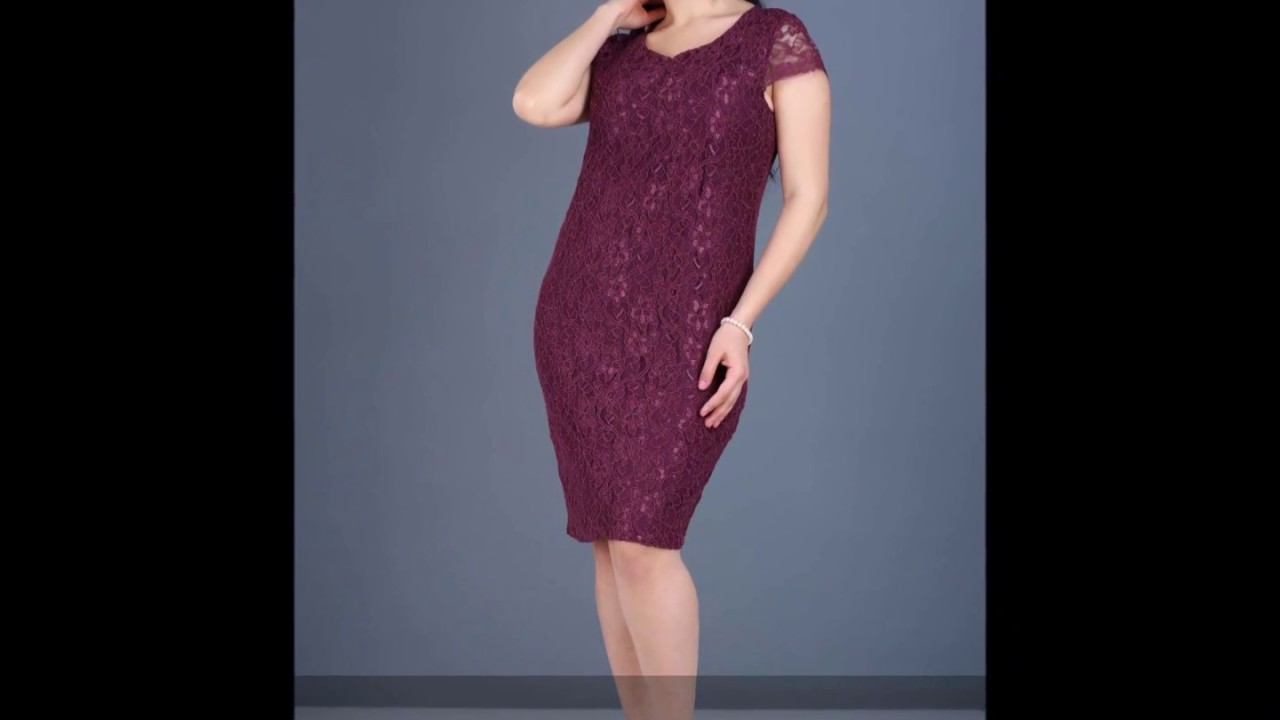 38691431d215f Patırtı Yeni Sezon Büyük Beden Abiye Elbise Modelleri - YouTube