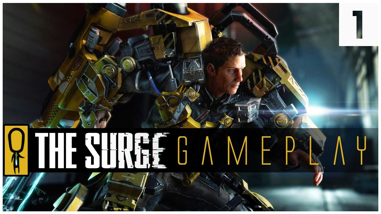 the surge complete edition gameplay