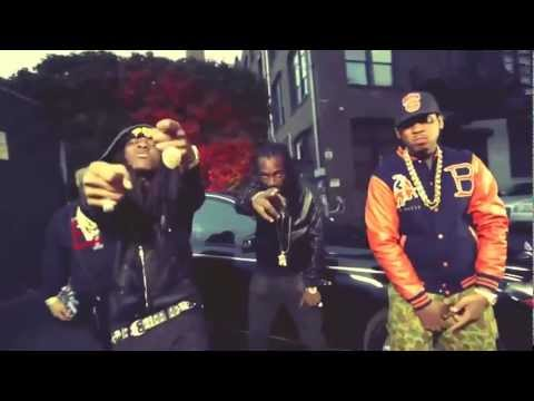 (We The Best AllStars) Vado ft.Mavado,Ace Hood & Dj Khaled - Gangsta Official Music Video APRIL 2013