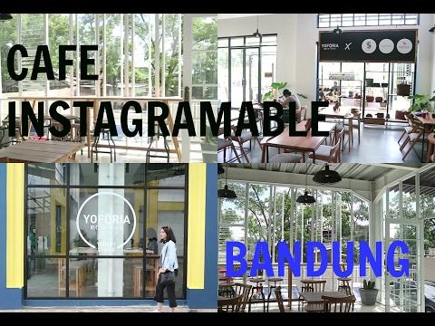 3 CAFE NUANSA PUTIH INSTAGRAMABLE di BANDUNG