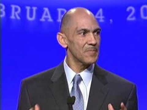 Tony Dungy :: Good came out of his son
