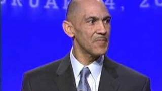 Tony Dungy :: Good came out of his son's death