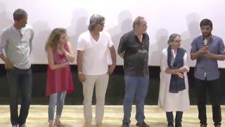 Mukti Bhawan Movie Press Conference | Adil Hussain