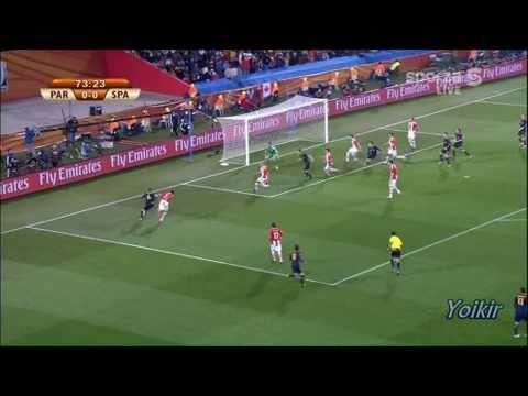 World Cup 2010 Iniesta