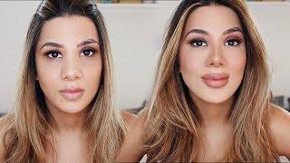 Nase optisch verkleinern & Gesicht Konturieren I Update Nasen Op 3 Jahre post Op I Soraya Ali