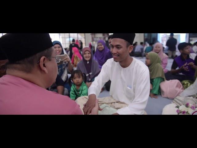 Majlis Pernikahan Saudara Baru dan Orang Asli Negeri Johor