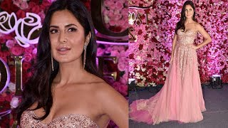 Salman Khan's HOT Girlfriend Katrina Kaif At Lux Golden Rose Awards 2017