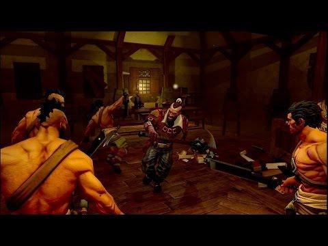Hand of Fate и Sacred Citadel доступны для бесплатной загрузки «золотым» подписчикам Xbox Live