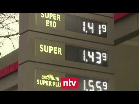 Umweltbundesamt Empfiehlt Höhere Benzinpreise Und Mehr   N-tv