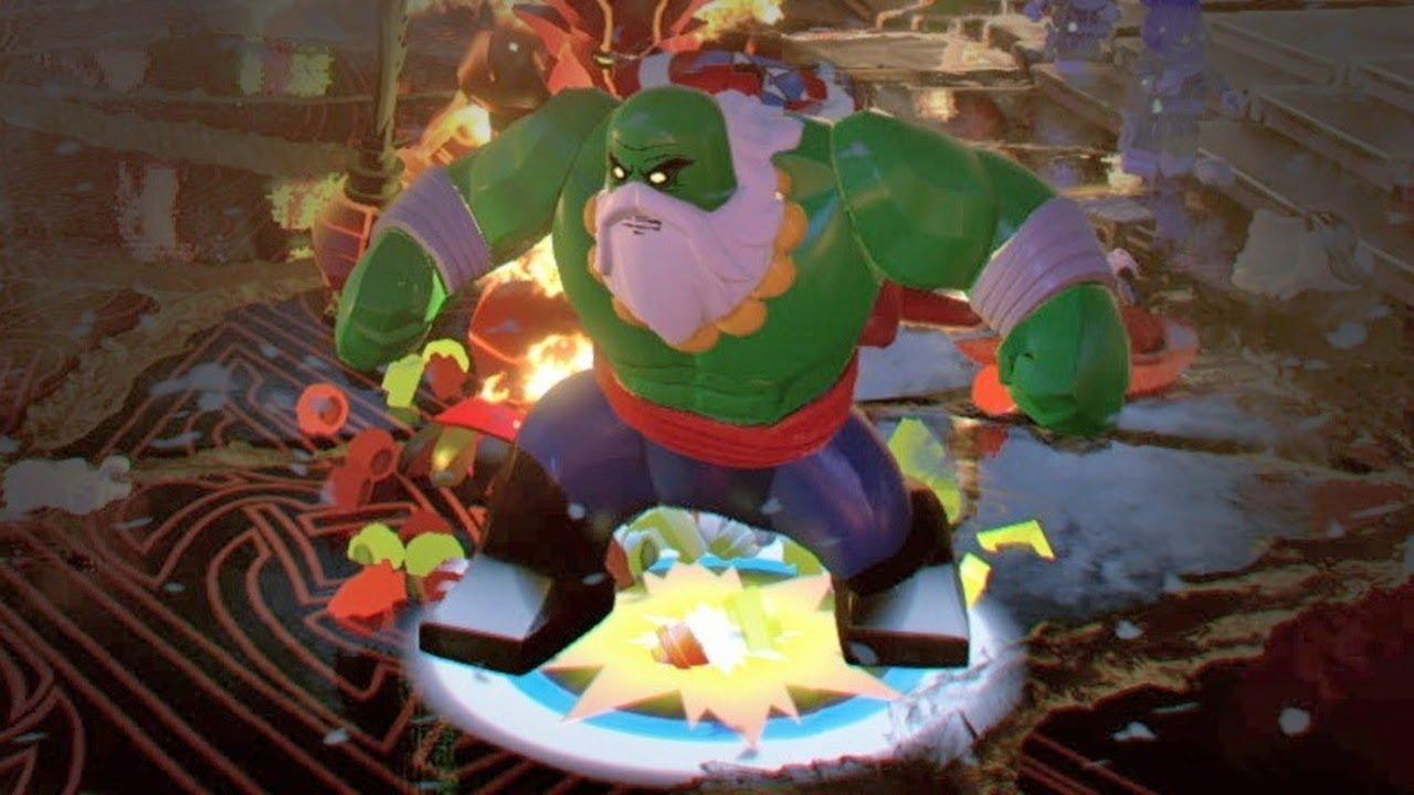 Marvel Super Heroes 60 Superhéroes: LEGO Marvel Superheroes 2 Gameplay Demo