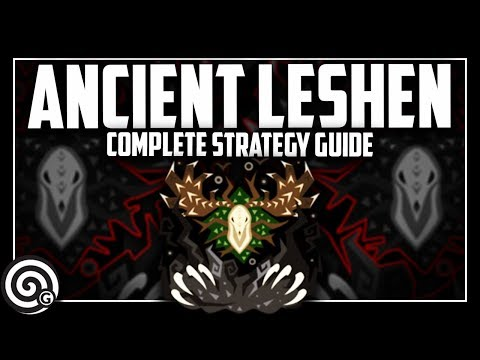 ANCIENT LESHEN - Complete Strategy Guide | Monster Hunter World