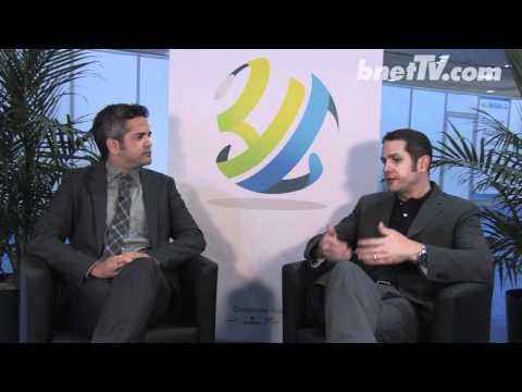 bnetTV interviews JDSU at 4G World in Chicago 2011