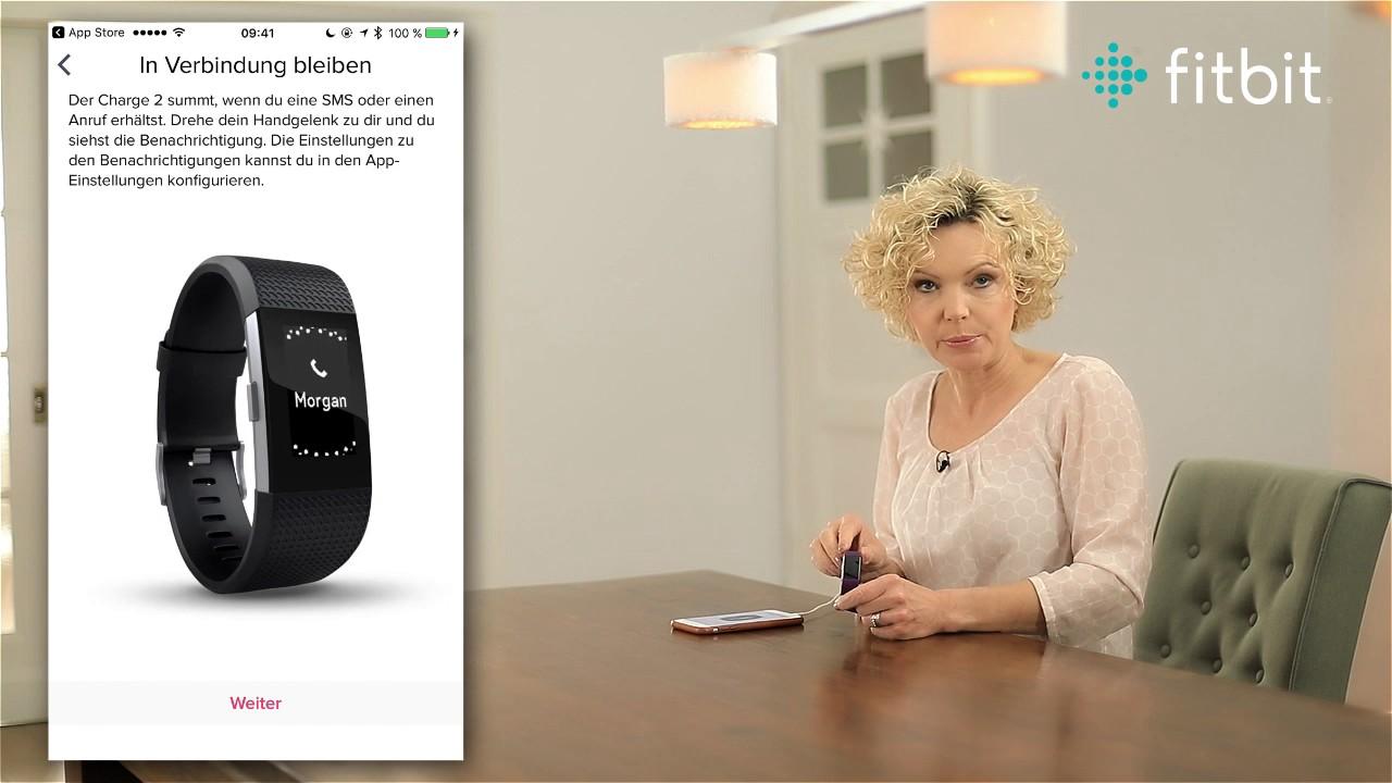 Fitbit Charge 9 - 9 Einrichten / Verbindung / Fitbit Konto