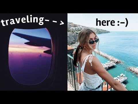 Traveling To Europe For The First Time