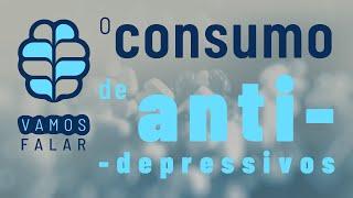 Consumo de anti-depressivos em Portugal