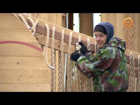 Работы в Городском парке в Ноябрьске