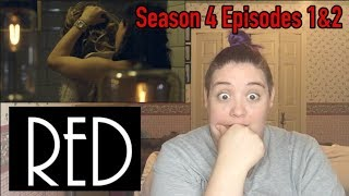 RED the Web Series 4x01 & 4x02 ll Reaction