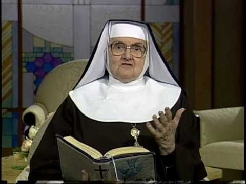 Mother Angelica Live Classics - Easter Week Scripture - Mother Angelica - 04-26-2011