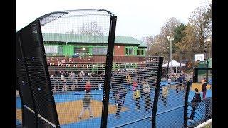 Sportpark am Dietrich-Keuning-Haus Dortmund: So lief die Eröffnung
