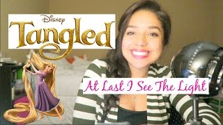 I See The Light- Mandy Moore, Zachary Levi (Tangled Cover)