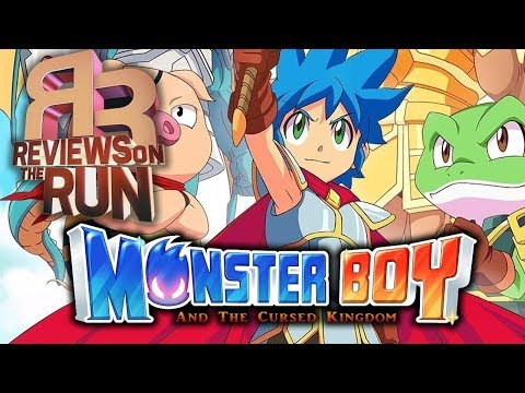 Monster Boy and the Cursed Kingdom Game Review! - Electric Playground thumbnail