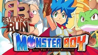 Monster Boy and the Cursed Kingdom Game Review! - Electric Playground
