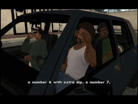 Big Smoke's order but with more cheese dip