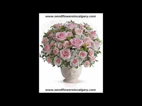 Send flowers from Russia to Calgary Alberta Canada