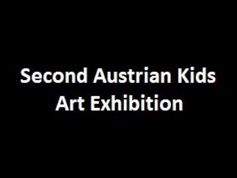 Second Austrian Kids Art Exhibition_2018
