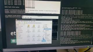 How To Dual Mine Zcash and Ethereum With Stable Results On Ethos Ubuntu