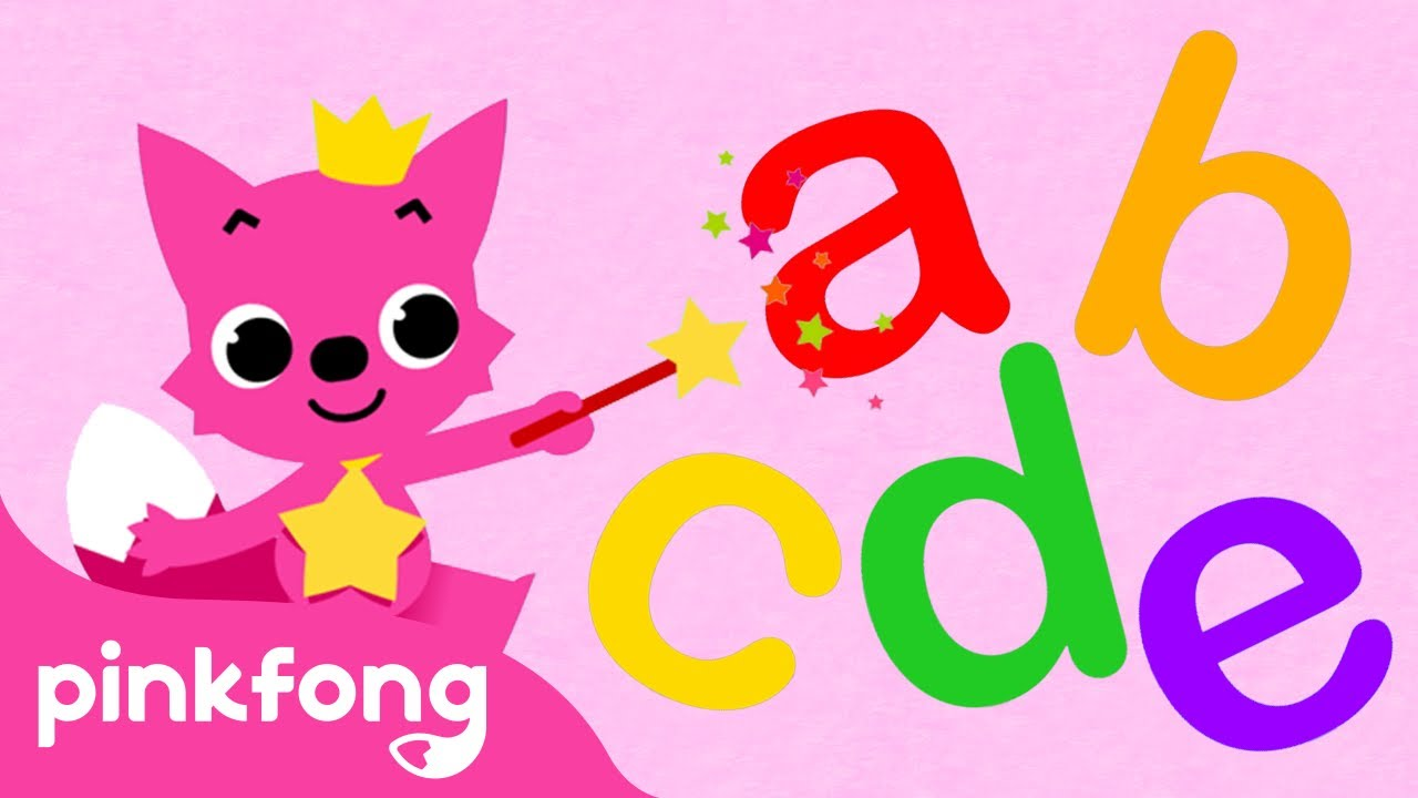 Let's Learn the Alphabet | a, b, c, d, e | ABC with Hands | Pinkfong Videos for Children