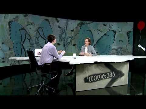 Interview with Anne Applebaum - International order after Crimea annexation