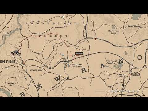 INDIAN TOBACCO, GINSENG!!! HEARTLAND OIL FIELDS - Red Dead Redemption 2 Online