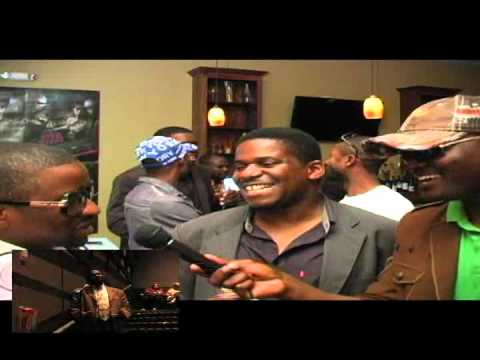 """ViVA RIVA"" on The M2 Show  Interview with Director Djo Tunga Wa Munga part 3"