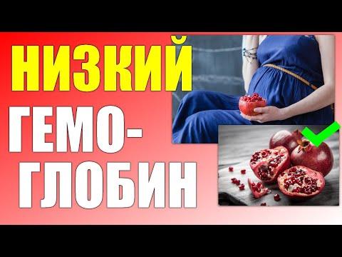 Анемия при беременности🤰Как быстро поднять гемоглобин,низкий гемоглобин у беременных.