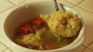 Chicken Matzo Ball Soup Recipe