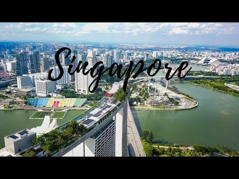 LOVE LIFE PASSPORT   SINGAPORE 🇸🇬   DRONE LOST 300m ABOVE MARINA BAY SANDS
