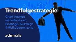 Handeln mit Strategie: Trendfolgestrategie