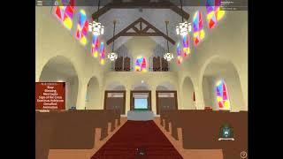 St. Boniface Catholic Church in Roblox