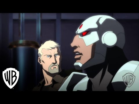 Justice League: Throne of Atlantis - No Justice League