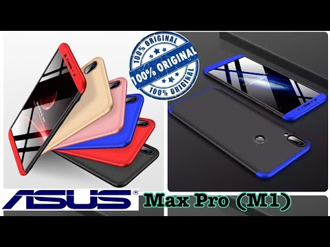 new arrival 10e18 e1665 Best Case Asus Zenfone Max Pro (M1) - GKK 360 Super Protect