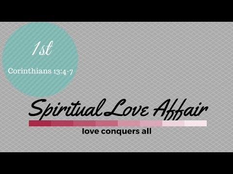 Spiritual love affair