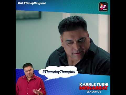 Download Karrle Tu Bhi Mohabbat Season 3 | Ram Kapoor | Karishma Tanna | ALTBalaji Original