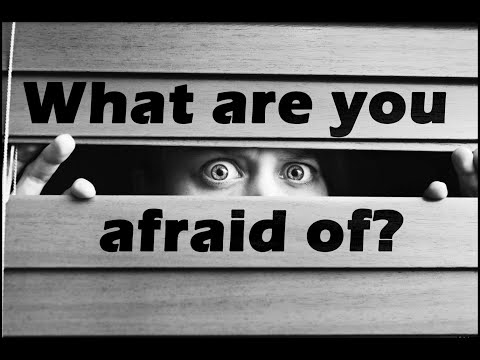 May 3, 2015: What Are You Afraid Of? Fear 4: Defeat // Joshua 1:1-9 (Pastor Jay Hawes)